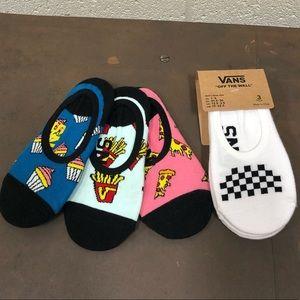 New 6 Pair Vans Socks